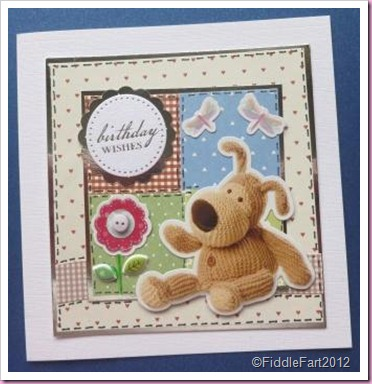 Boofle Docrafts range
