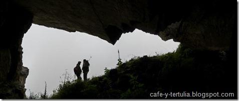cueva sendero Chinará