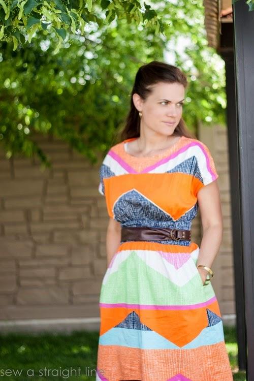 geometric staple dress sew a straight line-2