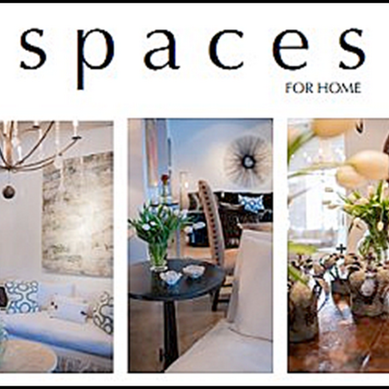 SPACES FOR HOME