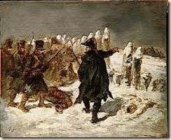 Le maréchal Ney défendant Kovno, par Denis Auguste Marie Raffet