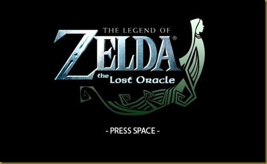 Legend Of Zelda The Last Oracle