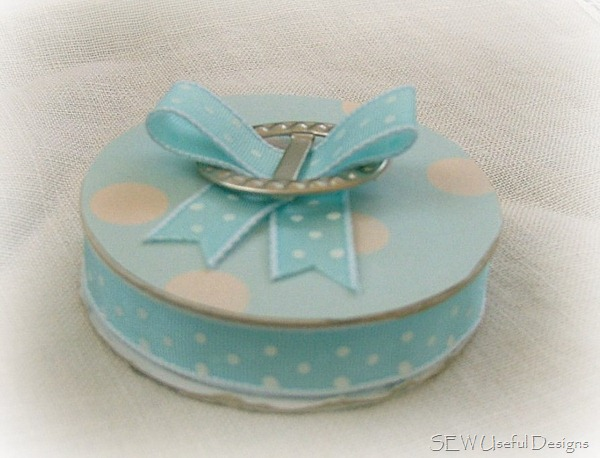 ribbon tute bow