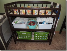 Modest Mommies: Cloth Diapering Setup