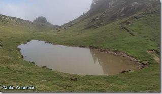 Charca - Camino a Arlas