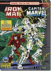 P00104 - El Invencible Iron Man - 221 #222