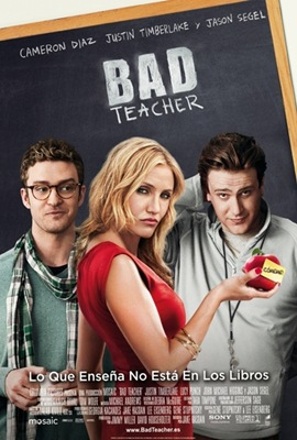 Poster Bad Teacher