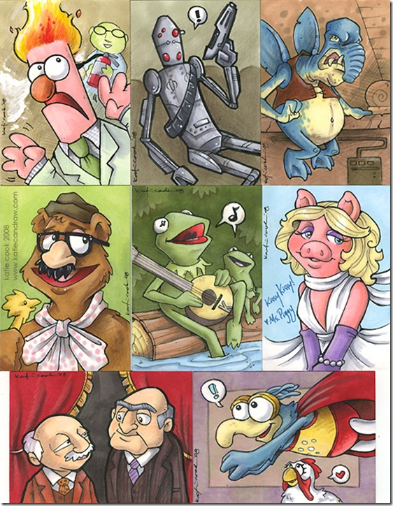 The Muppets (58)