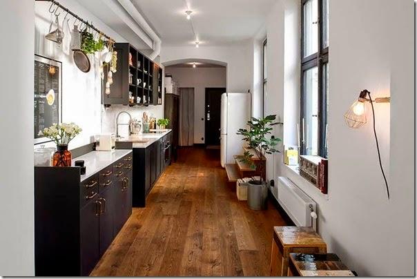 case e interni - scandinavo - semplicità - calore pavimento legno (8)