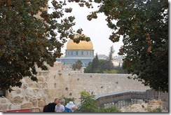 Oporrak 2011 - Israel ,-  Jerusalem, 23 de Septiembre  150