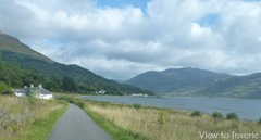 P479 view to Inverie
