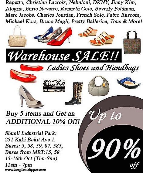 herglassslipper.com warehouse sale