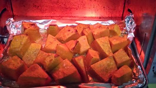 pumpkin roast