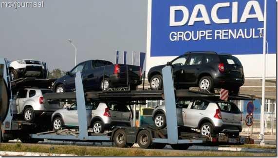 Dacia op transport 01