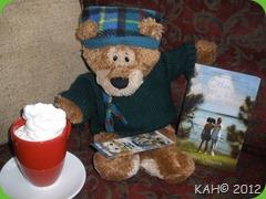Sleepy Bear Introduces His New Book