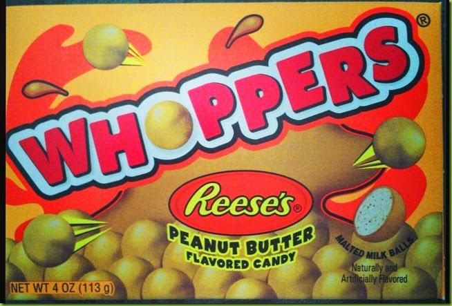 peanut flavour malteasers