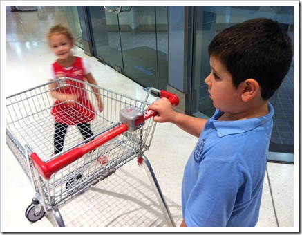 Shopping Trolley 1