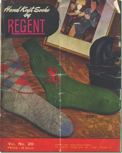 RegentSocks cover