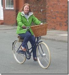 Linda's bike