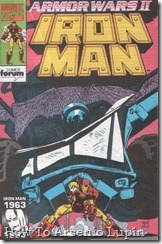 P00141 - El Invencible Iron Man #264
