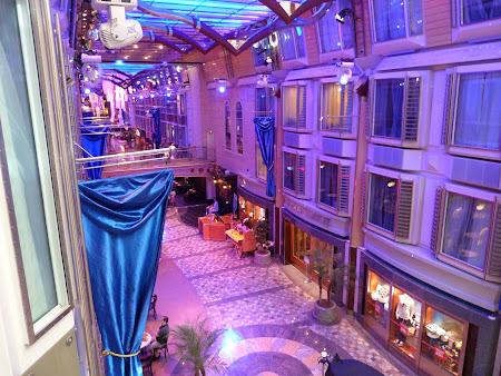 Royal Promenade - Liberty of the Seas