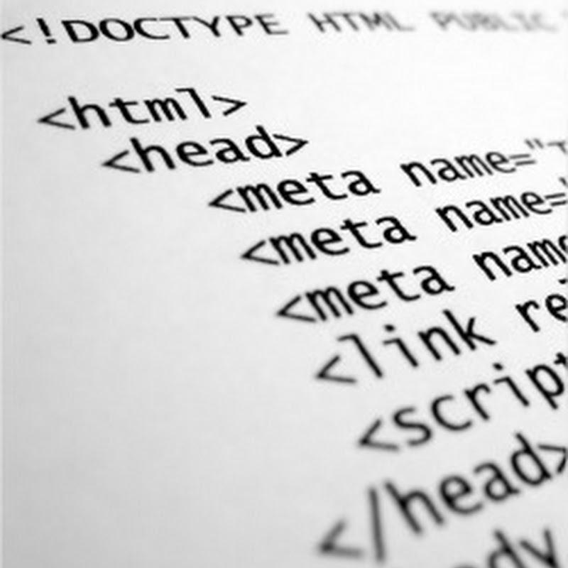 Las mejores prácticas HTML que debes practicar ya