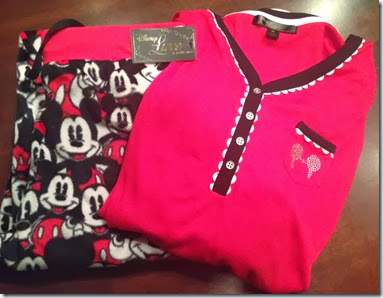 Disney Luxe Pajamas