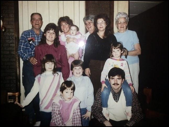 Wilson Family Pic