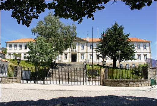 Gloria Ishizaka - Guarda - antigo convento sta clara - hoje escola