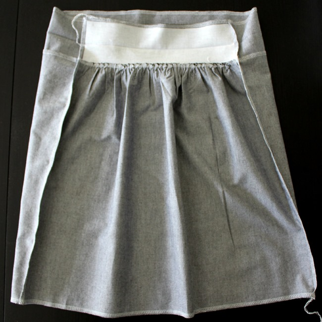 it looks like a skirt