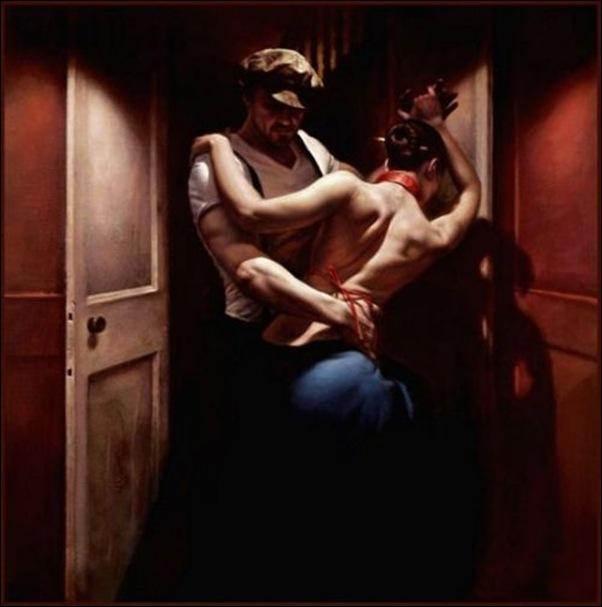 La danse par Hamish Blakeli (21)