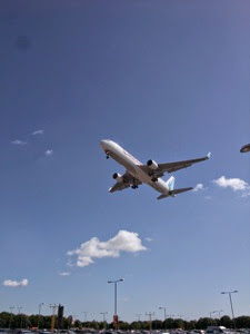 Gatwick Plane