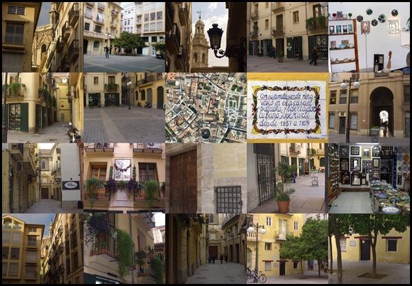 44 - La Plaza del miracle del mocadoret