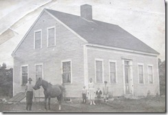 Harju Homestead with family and horse3