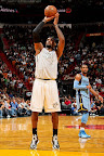 lebron james nba 130301 mia vs mem 16 LeBron Debuts Prism Xs As Miami Heat Win 13th Straight