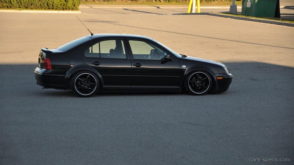 2002 Volkswagen Jetta Sedan Specifications, Pictures, Prices