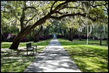 01a - Brookgreen Garden Walkway