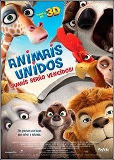 Filme Animais Unidos Jamais Serão Vencidos - dvdrip dual audio (dublado portugues-ingles) 2011