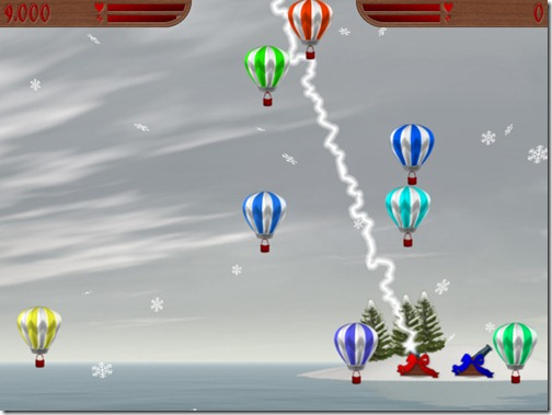 Island Wars 2: Christmas Edition