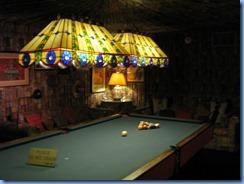 8133 Graceland, Memphis, Tennessee - Graceland Mansion - pool room