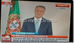 Cavaco demite-se.Jul.2013