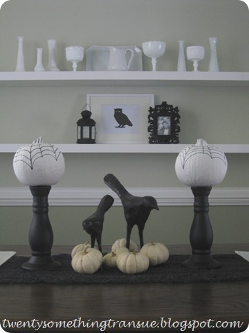 Halloween Tablescape 2
