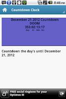 Screenshot of Doom 2012