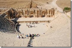 Oporrak 2011 - Jordania ,-  Jerash, 19 de Septiembre  37
