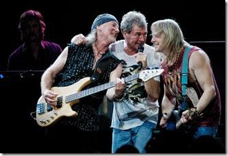 Concierto Deep Purple en Noviembre ACMX