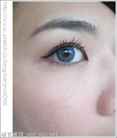 韓國NEO隱形眼鏡 - NEO星燦三色藍綠 (N316)