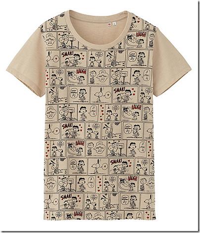 Uniqlo X Snoopy Tee - Woman 39