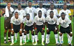 Selección de Ghana, Mundial de Brasil 2014