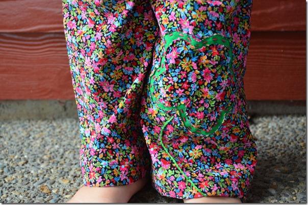 Lu's Flower Pants 008
