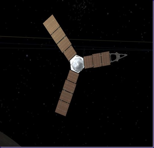 Juno spacecraft 3